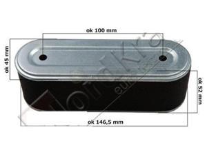 Wkład filtra powietrza do kosiarki spalinowej DY 164 - 2833458562