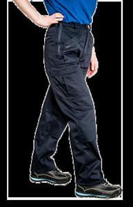 9a691b208dcbd7 Spodnie robocze damskie bojówki S687 Portwest - Navy PORTWEST