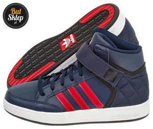100% authentic 15e89 07128 Buty Adidas Varial Mid Junior (Q33261) - 2822505843