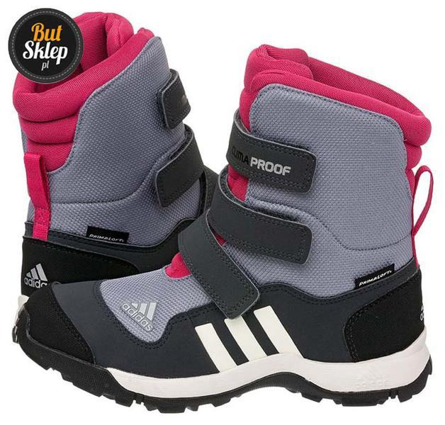 Adidas Buty Adisnow Ii Pl Cf Cp K G97122