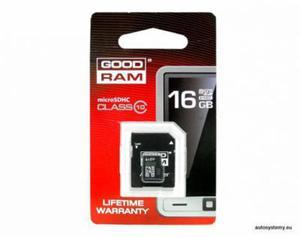 KARTA PAMIĘCI MIKRO SD 16GB GOOD RAM - 2829395658