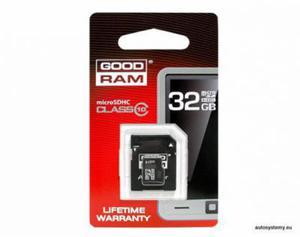 KARTA PAMIĘCI MIKRO SD 32 GB GOOD RAM - 2829395659