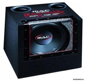SUBWOOFER PASYWNY MAC AUDIO MPX BOX 112 - 2829395815