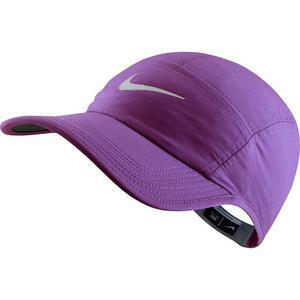 czapka do biegania damska NIKE AW84 CAP / 546020-519 - czapka do biegania damska NIKE AW84 CAP - 2825521493