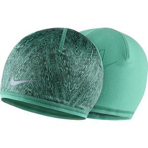 czapka do biegania damska dwustronna NIKE RUN COLD WEATHER / 632297-388 - czapka do biegania damska dwustronna NIKE RUN COLD WEATHER - 2825521586