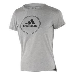 koszulka sportowa damska ADIDAS BOXY LOGO TEE / AJ6387 - 2825522469