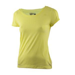 koszulka sportowa damska ADIDAS ESSENTIALS 3S SLIM TEE / AY4795 - 2852620103