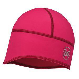 czapka do biegania BUFF TECH FLEECE HAT BUFF SOLID PINK CERISSE / 113386.521.10 - 2852620112