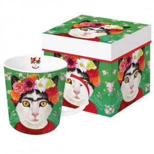Sklep Porcelanowy Kubek Z Kotem Minnie