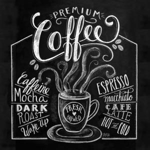 SERWETKI PAPIEROWE - Premium Coffee - czarne - 2882615173