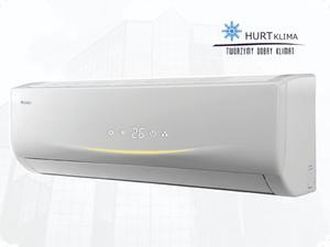 Klimatyzator ścienny VIOLA PERFECT GREE 2,6 kW Hurt Klima - Hurtownia internetowa klimatyzatorów. - 2841274497