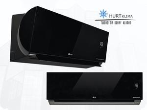 Klimatyzator ścienny ARTCOOL SLIM LG 2,5 kW Hurt Klima - hurtownia internetowa klimatyzatorów - 2841274425