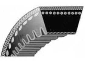 PAS / PASEK NAPĘDOWY KOSIARKI MAKITA MODELE: DPC6400, DPC6401, DPC6410, DPC6411, DPC7300, DPC7301, DPC7310, DPC7311, DPC7320, DPC7321 NR ORG. 965300470 - 2055375570