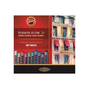 Zestaw pasteli suchych Koh-i-noor - 24 kolory 8514 - 2823192063