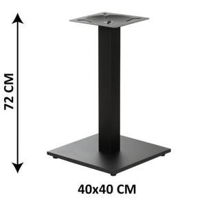 Podstawa stolika SH-2011-1/60/B, 40x40 cm (stela - 2862373126