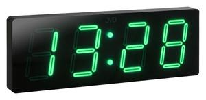 Zegar JVD ścienny DH1.3 LED Cyfry 12,5 cm Długość 51 cm - 2847547576