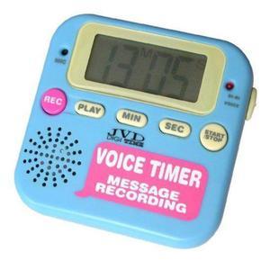 Minutnik JVD DM112.1 Voice Timer - 2847547582