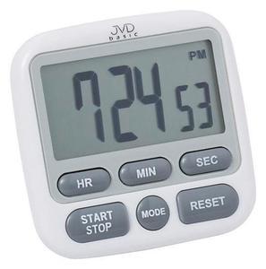 Minutnik JVD DM82 Dwa timery Magnes - 2832895652