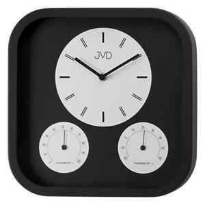 Zegar ścienny JVD H1525.1 Termometr Higrometr - 2847547599
