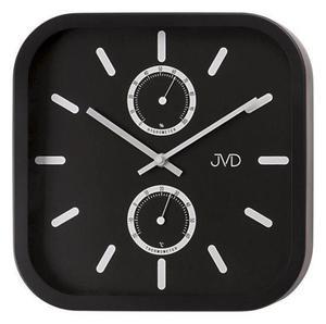 Zegar ścienny JVD H1526.1 Termometr Higrometr - 2838515956