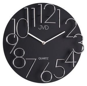 Zegar ścienny JVD HB09 Drewniany 3D - 2847547620