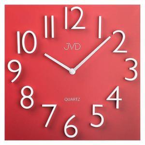 Zegar ścienny JVD HB18 Magnetyczne cyfry - 2847547631