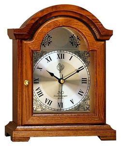 Zegar kominkowy JVD HS14.1 Drewniany Westminster Chimes - 2847547708