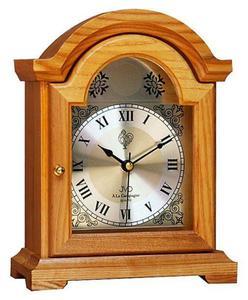 Zegar kominkowy JVD HS14.3 Drewniany Westminster Chimes - 2847547709