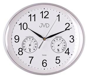 Zegar ścienny JVD HTP64.1 TERMOMETR HIGROMETR - 2847547744