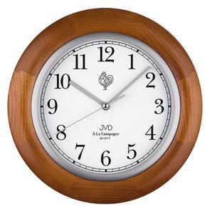 Zegar ścienny JVD N26065.11 Drewniany - 2847547777