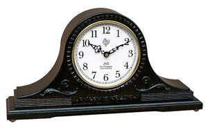 Zegar kominkowy JVD NSR11.2 DREWNIANY WESTMINSTER DCF77 - 2847547788