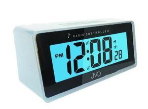 Budzik JVD RB42 Dwa alarmy, DCF77 - 2847547805