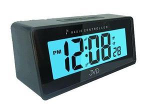 Budzik JVD RB42.1 Dwa alarmy, DCF77 - 2847547806