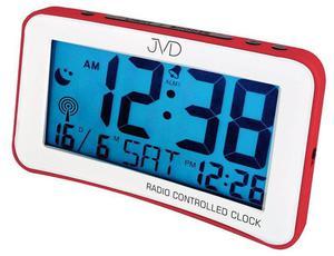 Budzik JVD RB860.1 Dwa alarmy, DCF77 - 2847547813