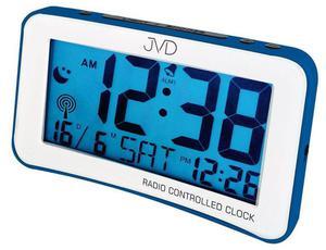 Budzik JVD RB860.2 Dwa alarmy, DCF77 - 2847547814