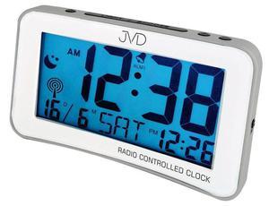 Budzik JVD RB860.3 Dwa alarmy, DCF77 - 2847547815