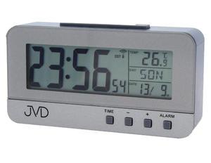 Budzik JVD RB91 Termometr, DCF77 - 2847547818