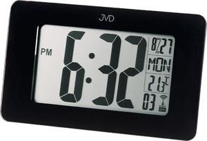 Zegar ścienny JVD RH18 DCF77 TERMOMETR - 2847547822