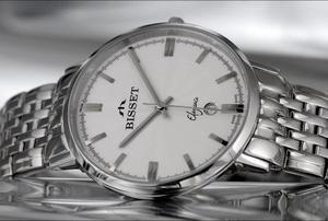 Zegarek Bisset BSDC89 SISX Malibu Gents Elegance - 2834928801
