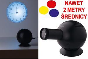 Zegar JVD SB108.1 Projektor, średnica nawet 2 metry - 2847547845