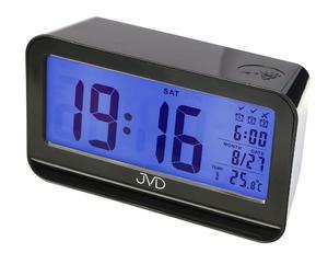 Budzik JVD SB130.2 Termometr, Sensor Light, 3 alarmy - 2847547847