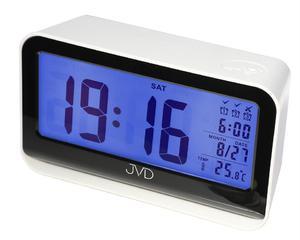 Budzik JVD SB130.3 Termometr, Sensor Light, 3 alarmy - 2847547848