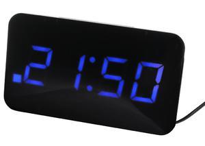Budzik JVD SB24.2 Dwa alarmy, funkcja ładowarki - 2847547866
