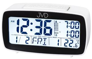 Budzik JVD SB82.4 Alarmy Termometr Sensor Light - 2847547871