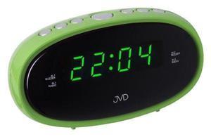 Budzik JVD SB95.2 Radio FM, 2 alarmy - 2847547873