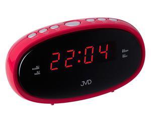Budzik JVD SB95.3 Radio FM, 2 alarmy - 2847547874