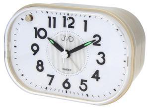Budzik JVD SRP710.1 Płynący sekundnik - 2832895689