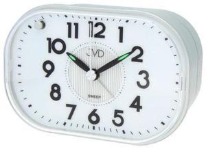 Budzik JVD SRP710.2 Płynący sekundnik - 2847547947