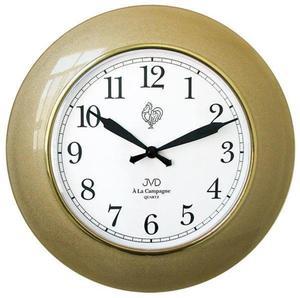 Zegar ścienny JVD TS101.3 średnica 30 cm Campagne - 2847547984