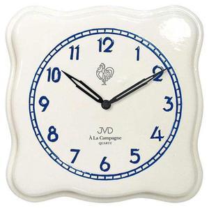 Zegar ścienny JVD TS2615.2 25x25 cm Ceramiczny Campagne - 2847547987